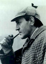 Douglas Wilmer as Sherlock